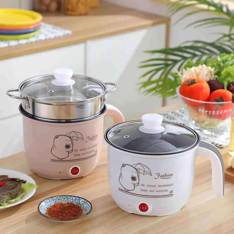 Rice Cooker, Electric Cooking Machine, Single, Double Layer, Hot Pot Multi Electric