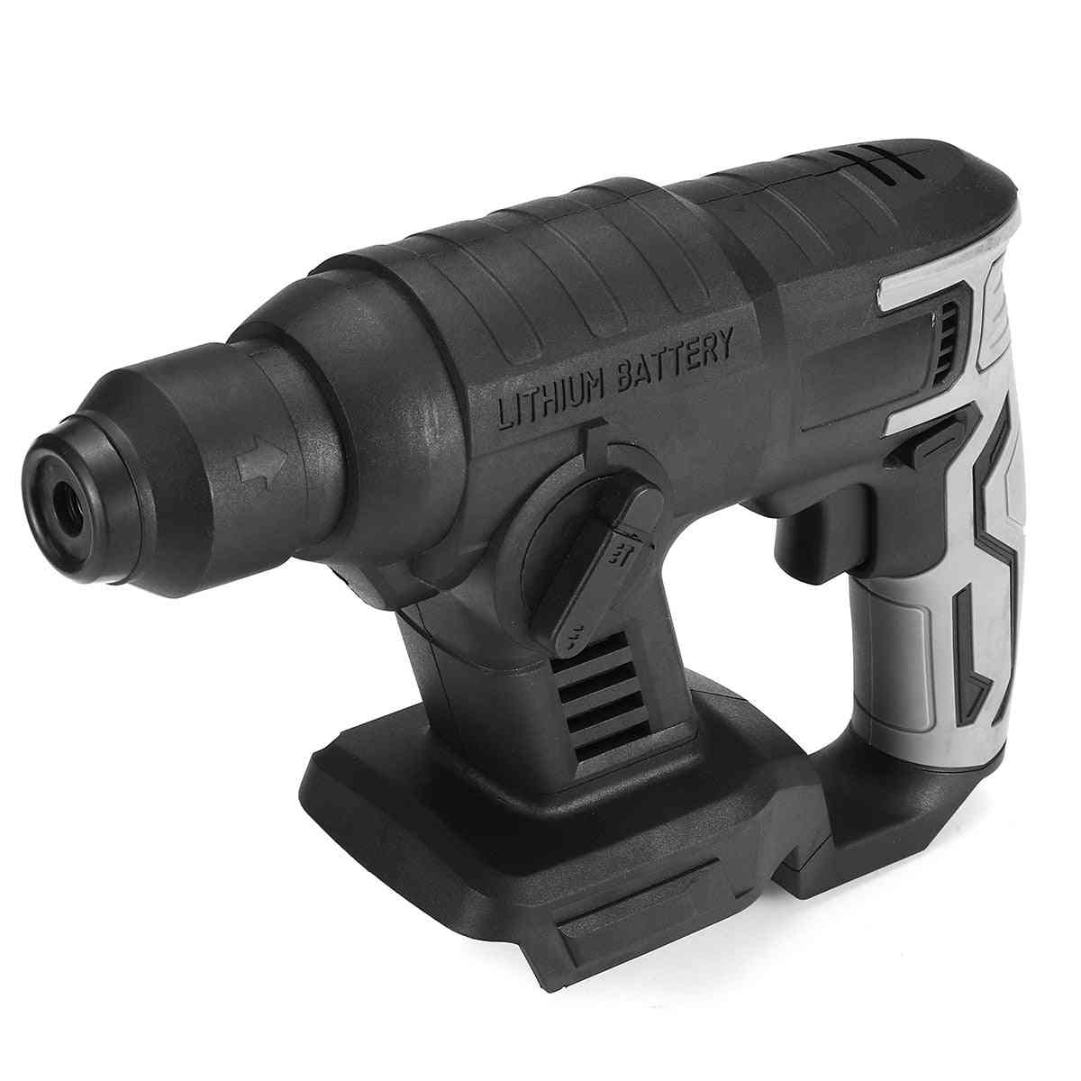 Rechargeable Brushless Cordless Rotary Hammer Drill