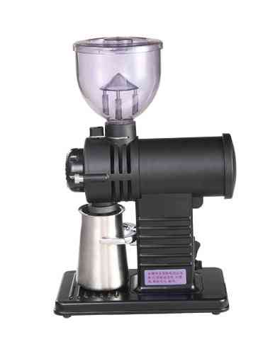 Electric Filter Coffee Machine, Ghost Teeth Burr Grinder, Miller