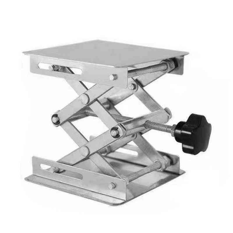 Lifting Stand Rack Manual Lift Platform Woodworking Benches