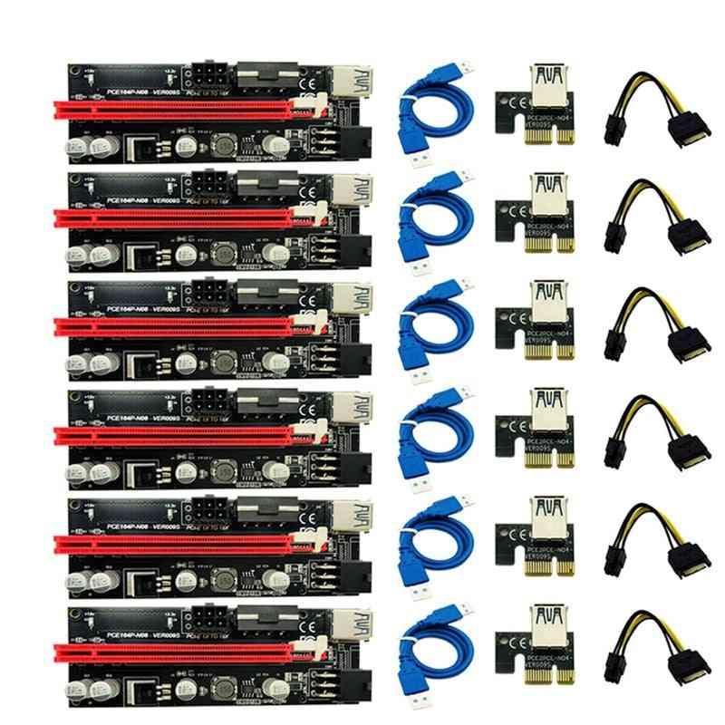 Ver 009s Express 1x 4x 8x 16x Extender Riser Adapter