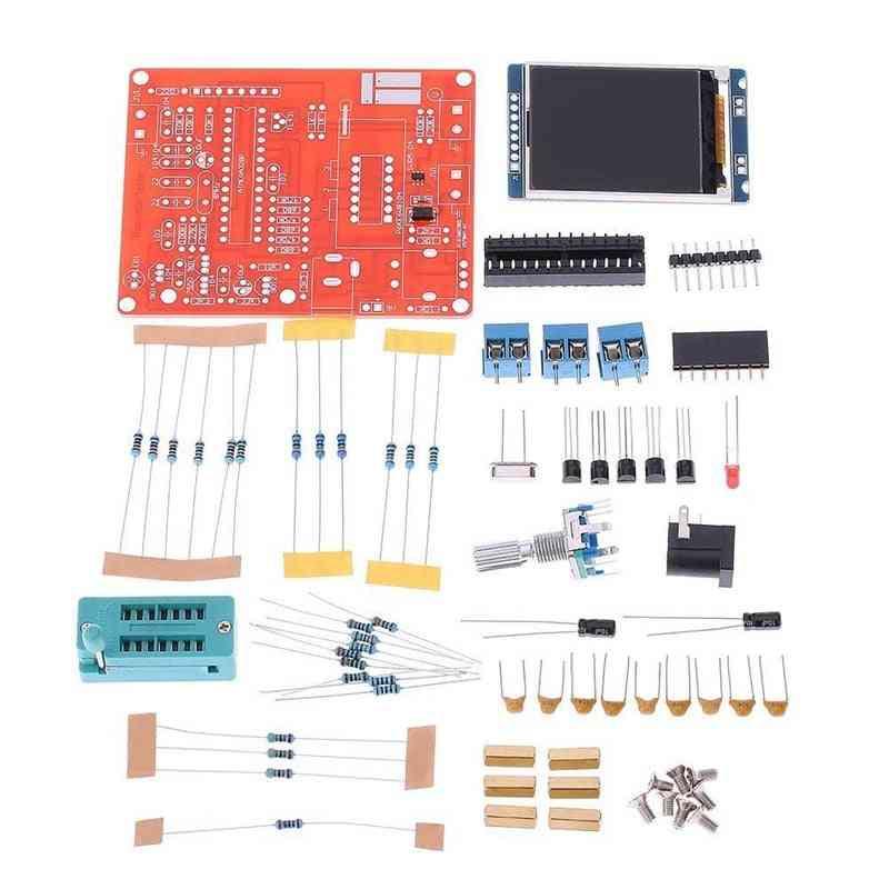 Lcd Gm328 Transistor Tester Esr Voltage Frequency Meter