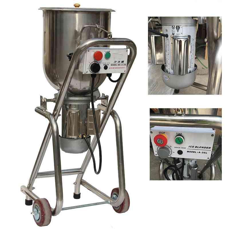 Industrial Blender, Smoothie, Multifunction Vegetable Fruit Crushing, Ice Crusher, Apple, Orange, Mango Juicer