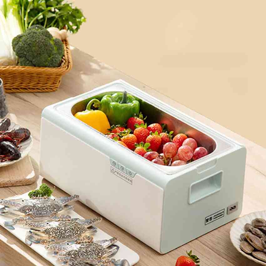 Vegetable And Fruit Washer,  Household Automatic Ultrasonic Cleaning Machine For Food