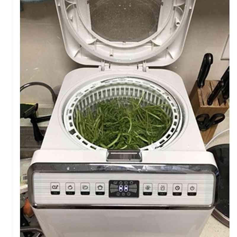 Vegetable Washing Machine, Fruit  Cleaner, Household Disinfection, Detoxification Automatic Food Ozone Sterilizer