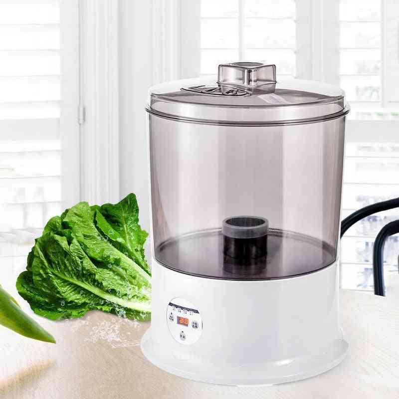 Multifunctional Detoxification Machine, Fruit And Vegetable Household Ozone Oxygen Sterilization, Disinfection Washing Tools