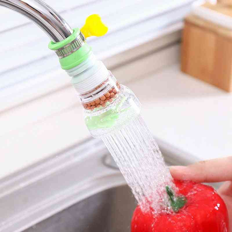 Household Kitchen Home Carbon Faucet, Mini Tap, Water Clean, Filter Purifier, Filtration Cartridge