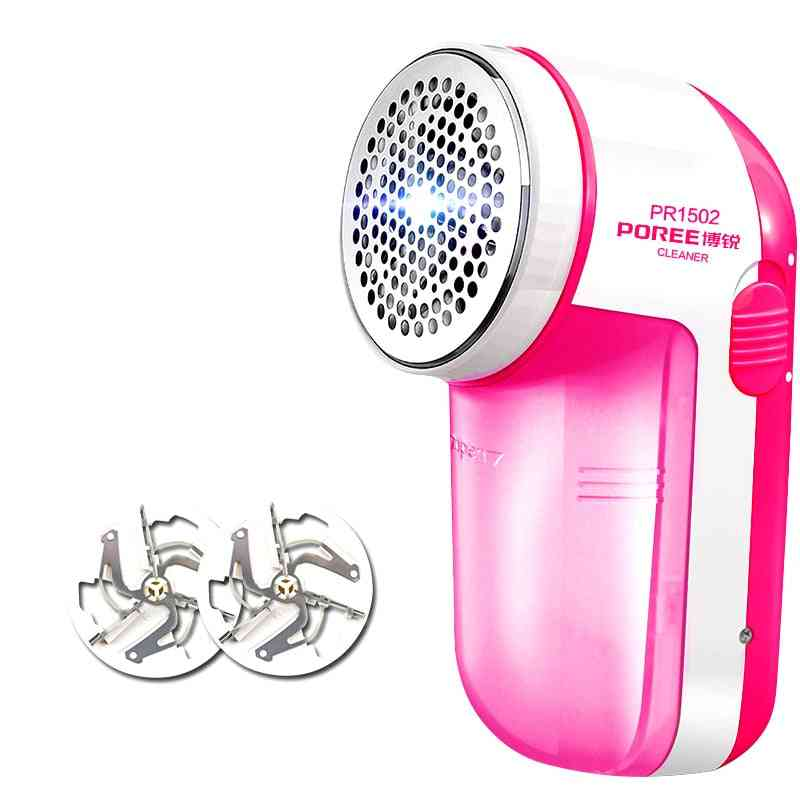 Portable Lint Remover,  Electric Clothing Pill Sweater, Substances Shaver Machine, Remove Pellets, Compact Cutter Head