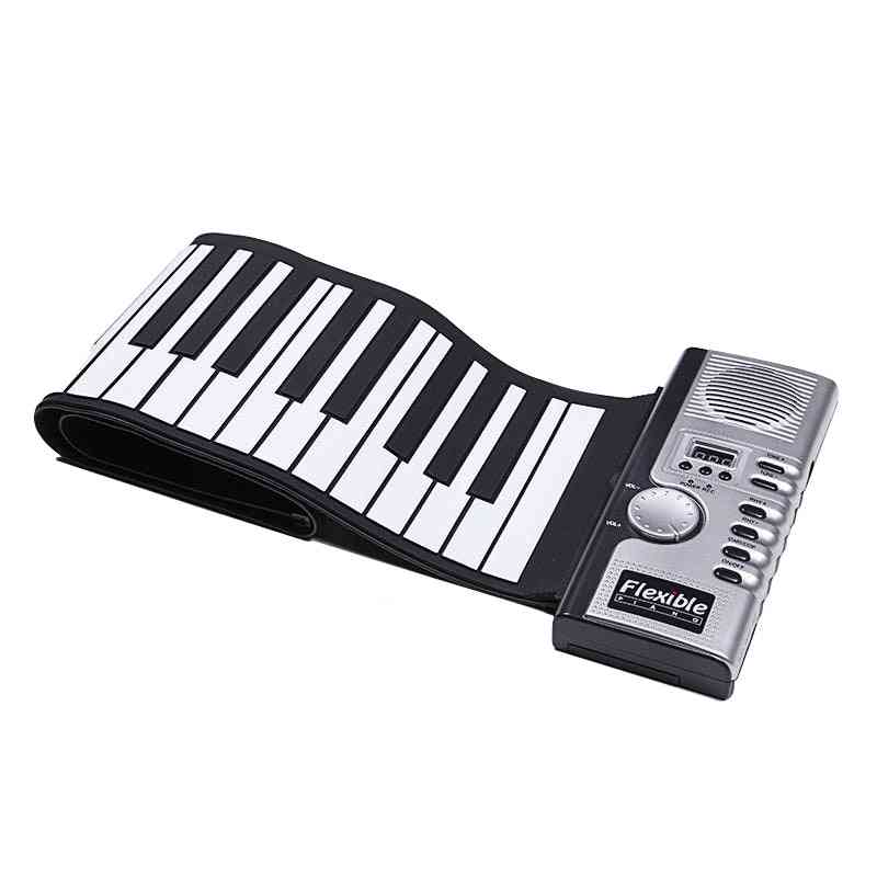 Portable 61 Keys Professional Smart Folding Piano