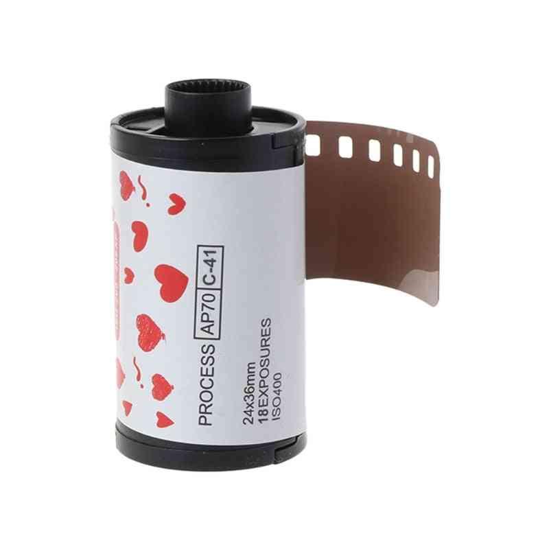 Color Print Film 135 Format Camera Lomo Holga Dedicated Iso 400 18exp