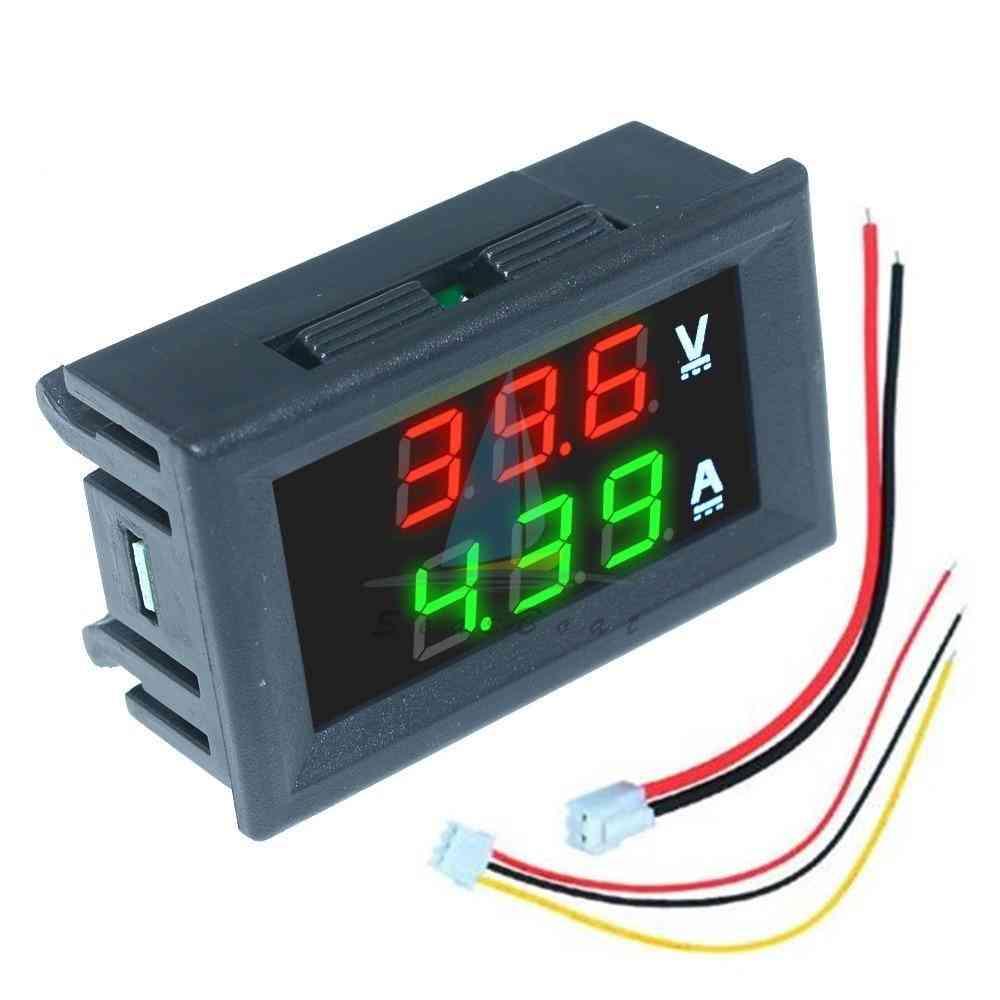 Led Digital Voltmeter
