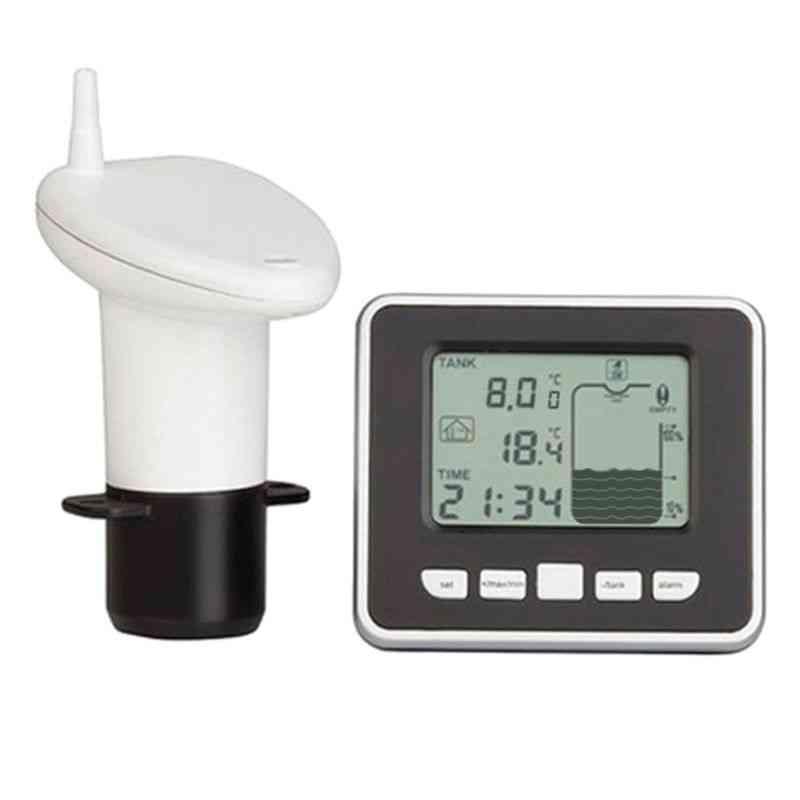 Ultrasonic Water Tank Level Meter Temperature Sensor