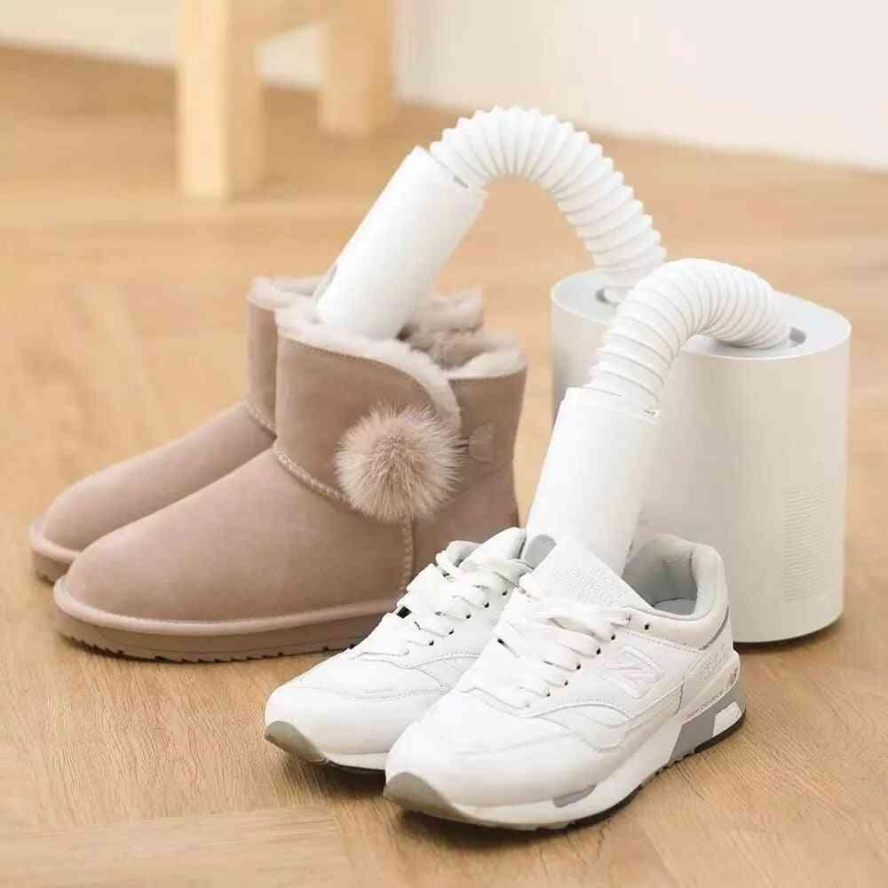 Shoes Dryer, Sterilizer, Uv Intelligent Multi-function, Retractable U-shape, Dry Shoe