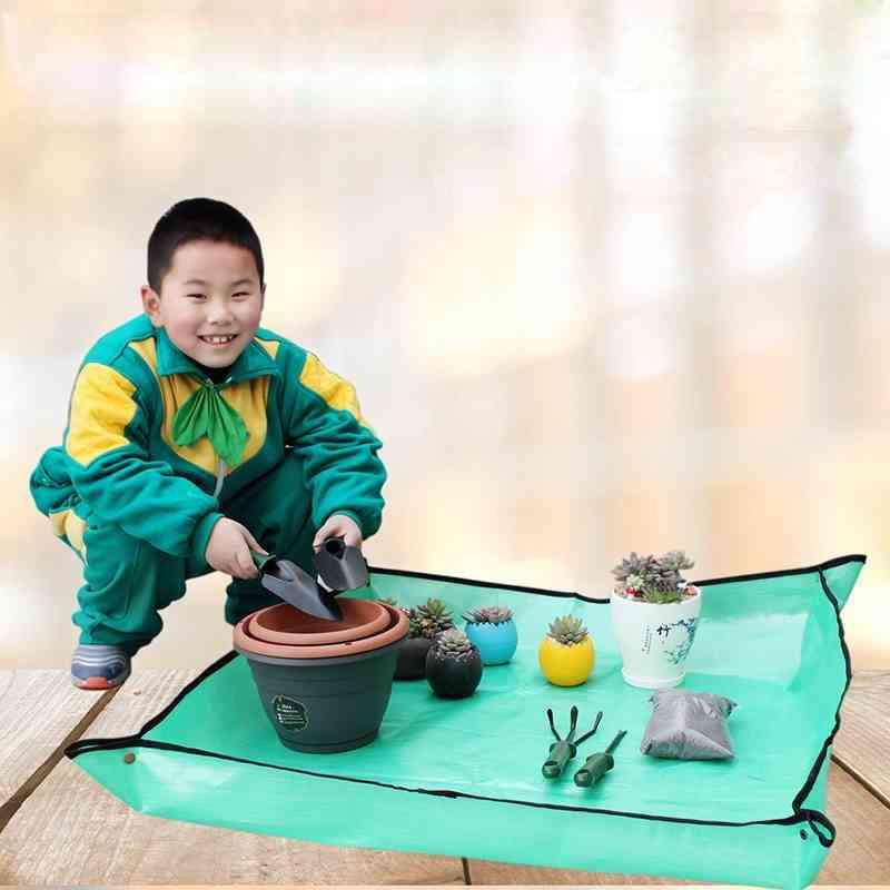 Garden Waterproof Planting Mat Green Ground Mat