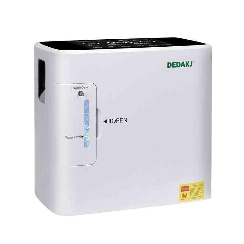 Home Oxygen Inhaler, Elderly Oxygenation Machine, Voice Broadcast