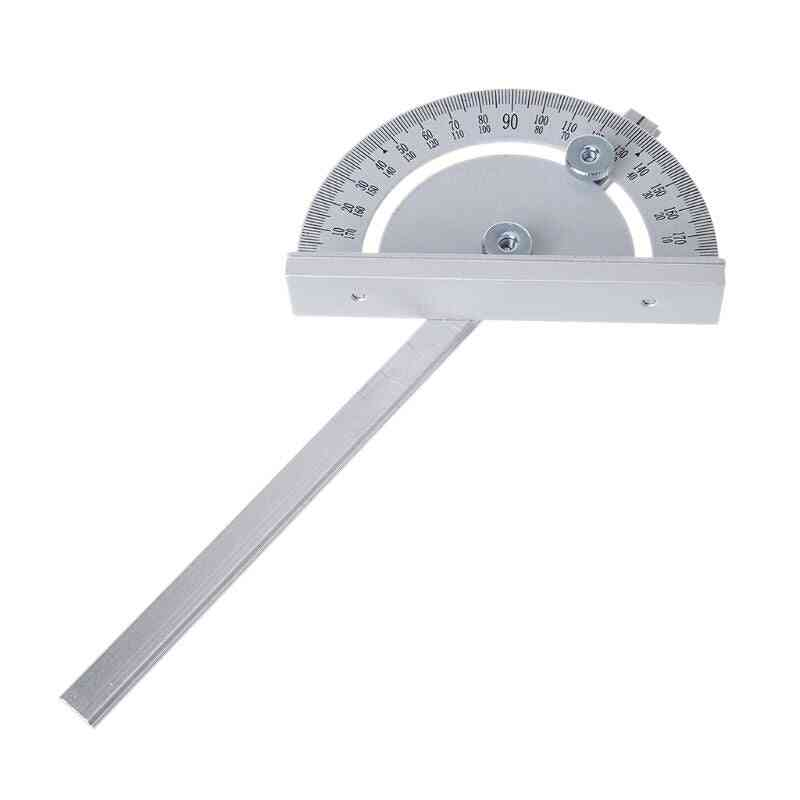 Mini Table Circular Saw T Style Angle Ruler
