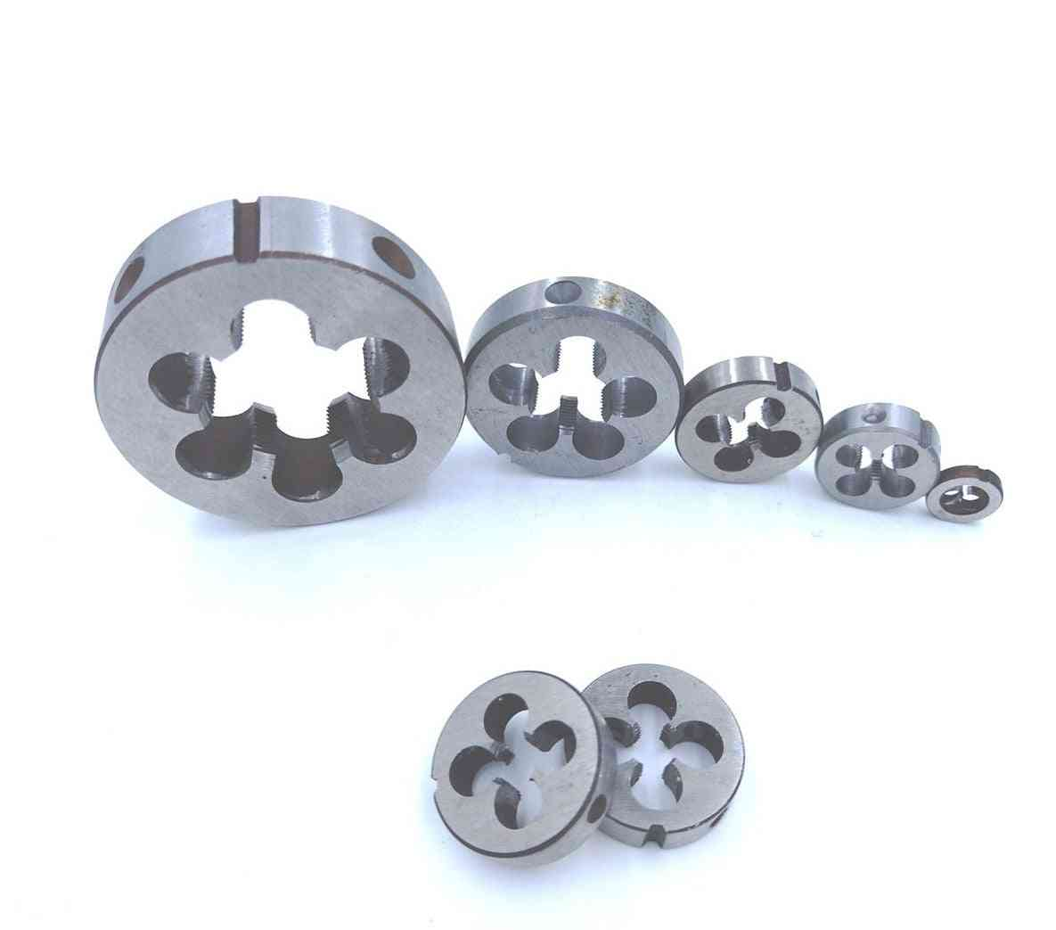 Metric Die Right Hand Pitch Threading Tool