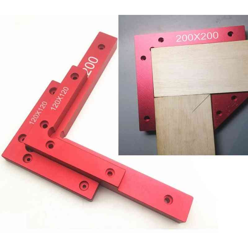 Positioning Squares Aluminum Alloy Right Angle Clamps
