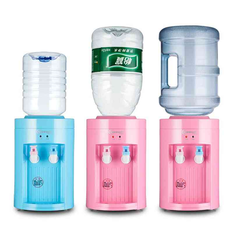 Water Dispenser, Can Heat Domestic Desktop, Student Small Hot And Cold