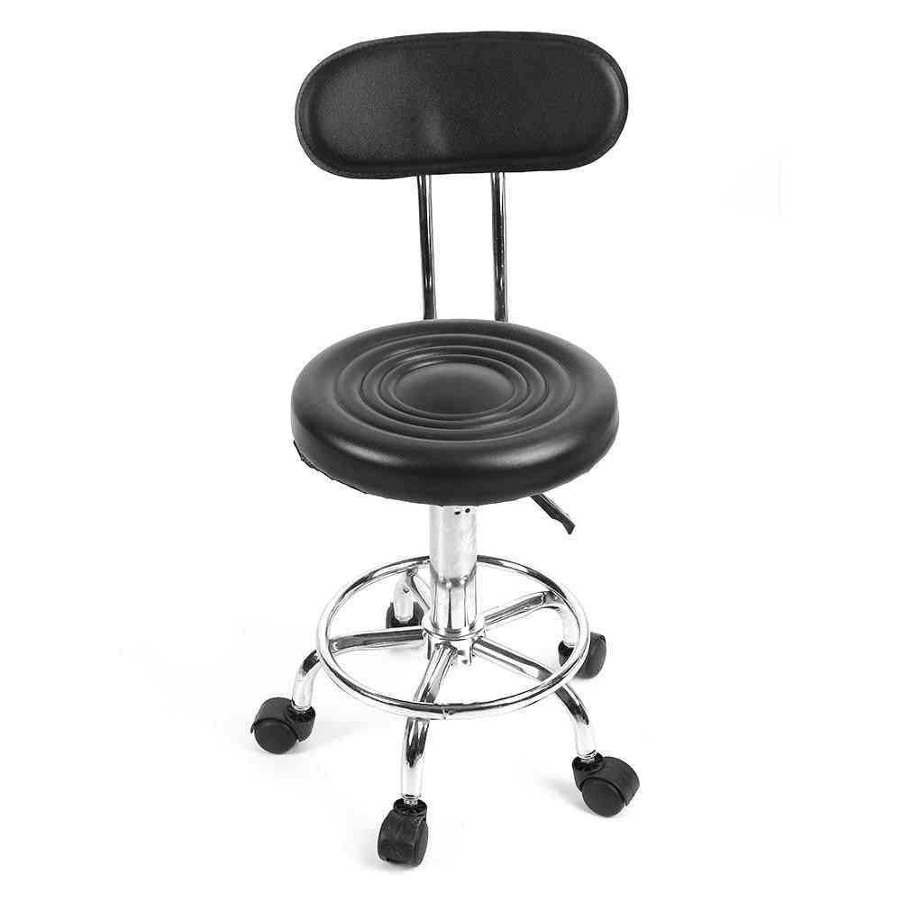 Adjustable Salon Hairdressing Styling Chair Barber Massage Tools / Salon Furniture