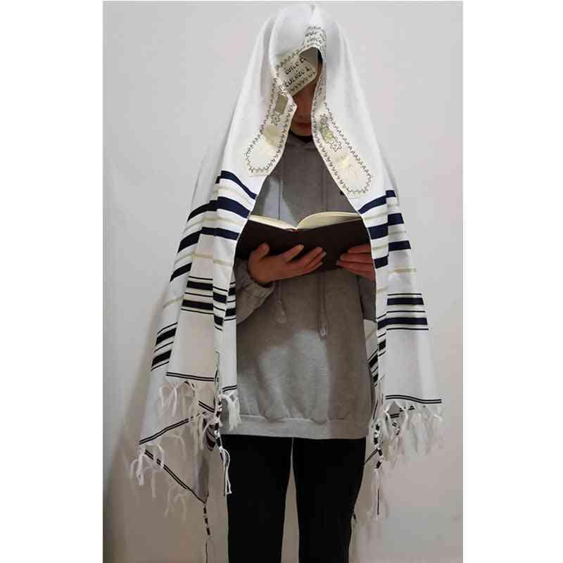 Tallit Prayer Israeli Praying Shawl
