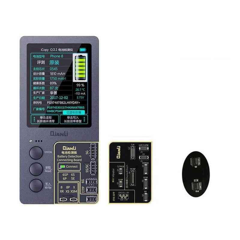 Qianli Icopy Plus 2.1 True Tone Repair Programmer For  Pro Max Lcd/vibrator Transfer