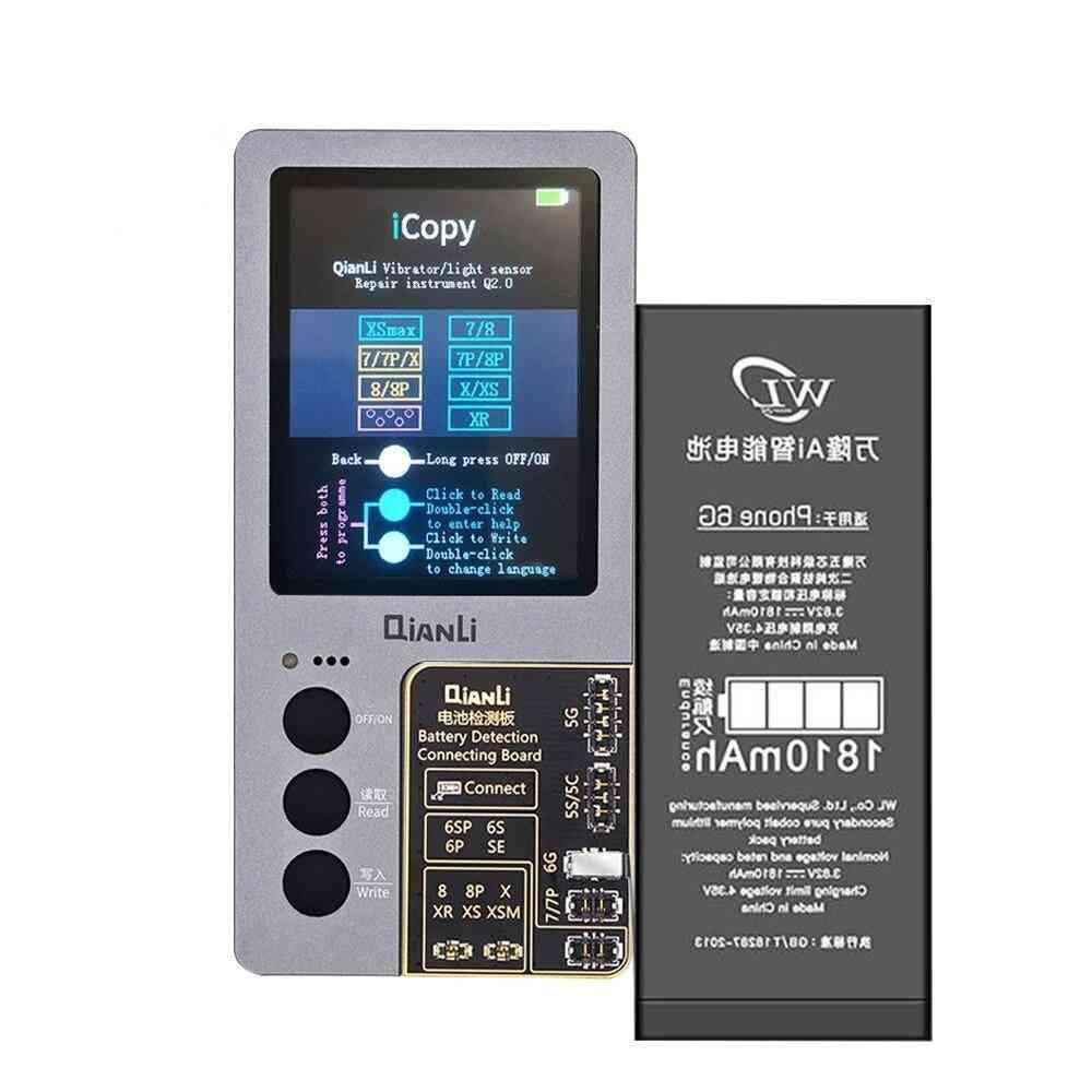 Qianli Icopy Plus Lcd Screen Photometer Original Color Battery Repair Programmer