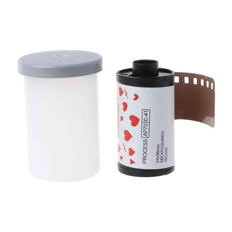 Color Print Film 135 Format Camera Lomo Holga Dedicated Iso 400 18exp Hx6a