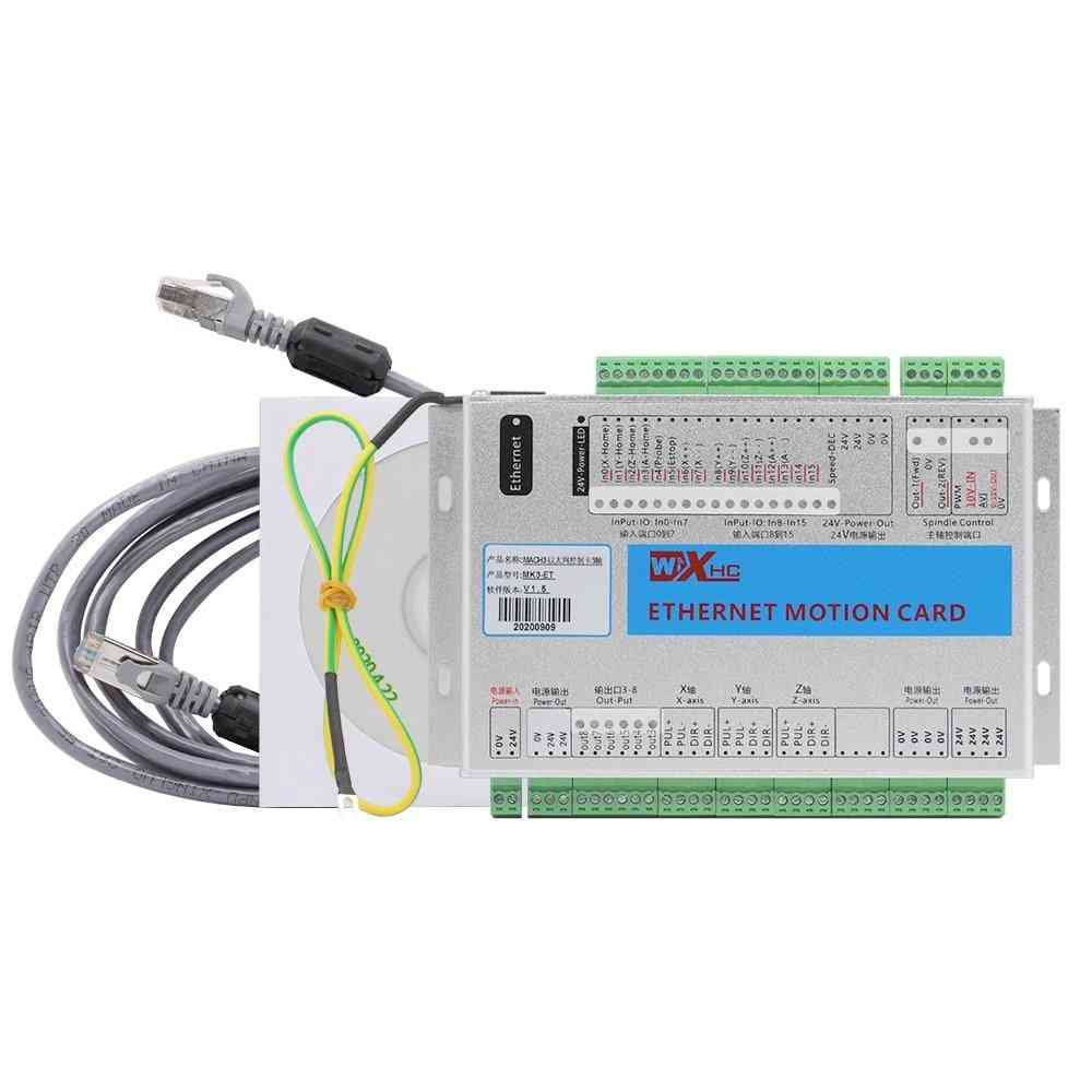Motion Control Card Frequency 2000khz Controller