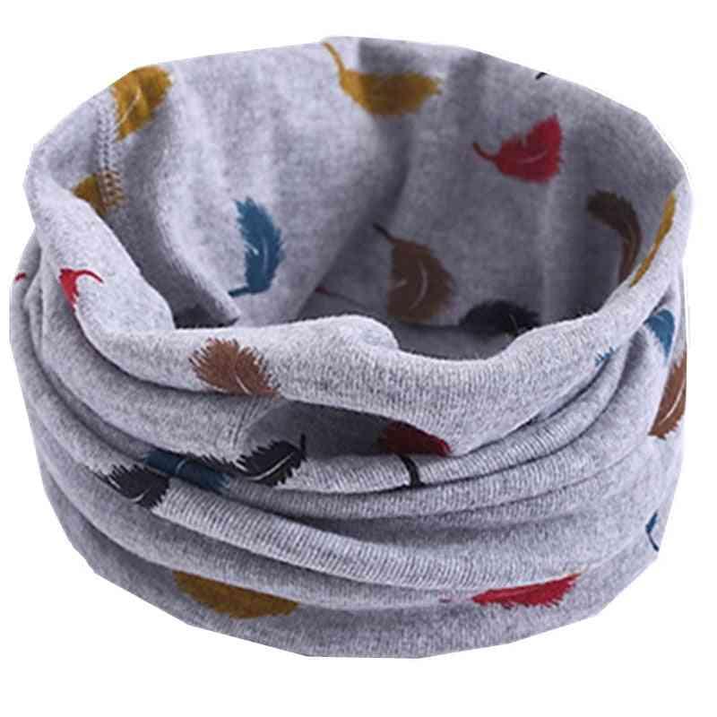 Warm Magic Neckerchief O Ring Bufandas Baby Neck Collar