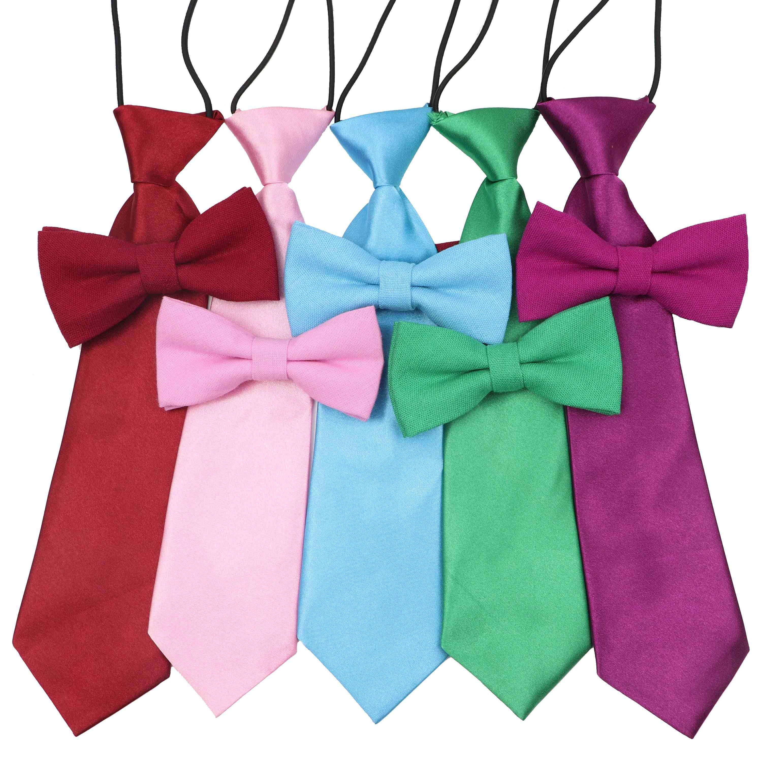 Butterfly Design Chic Cute Child School Bow Tie Set