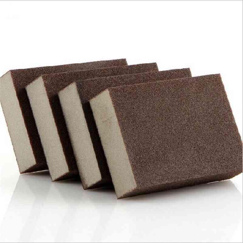 High Density Emery Magic Melamine Sponge For Cleaning Homeware Kitchen Sponge