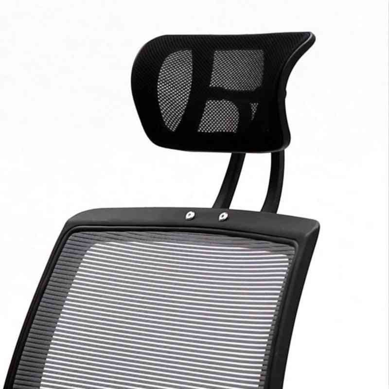 Turntable Headrest Office Computer Swivel Lifting Chair