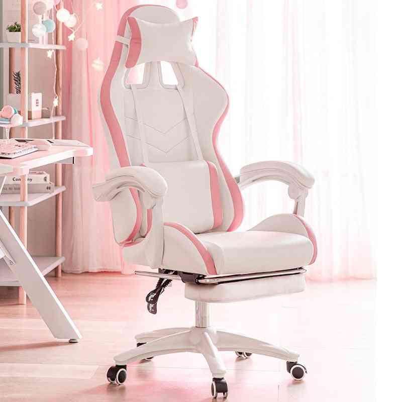Gaming Chair Girl Computer Chairs Home Fashion Anchor Live Chair