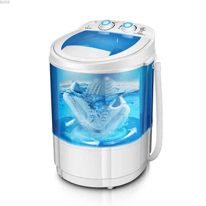 Washing Machine Shoe Washer, Brush Shoes, Top Loading Mini Wash