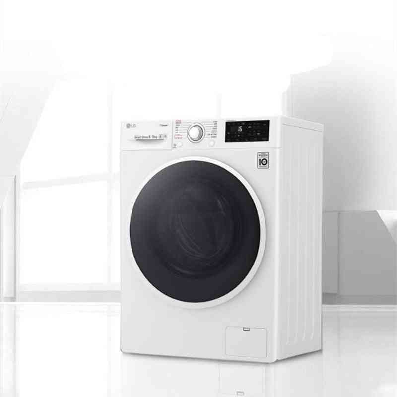 Automatic Ultra-thin Drum Direct Drive Frequency Conversion Washing And Drying Integration Washing Machine