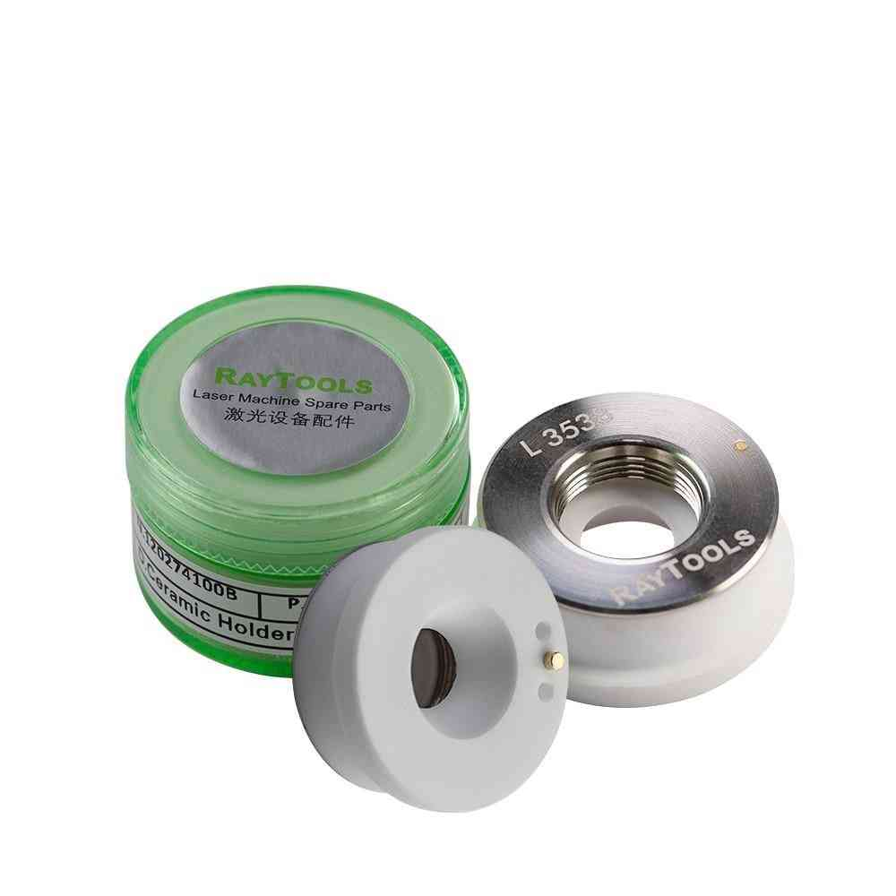 Ceramic Nozzle Holder  For  Fiber Laser Cutting Head