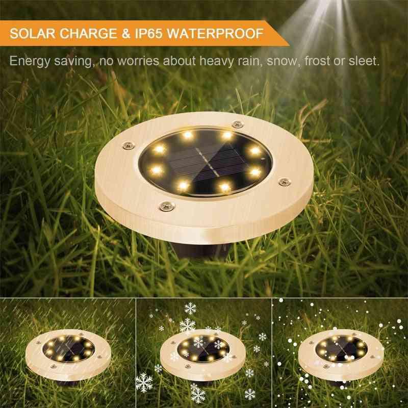 Solar Led Lawn Lamp