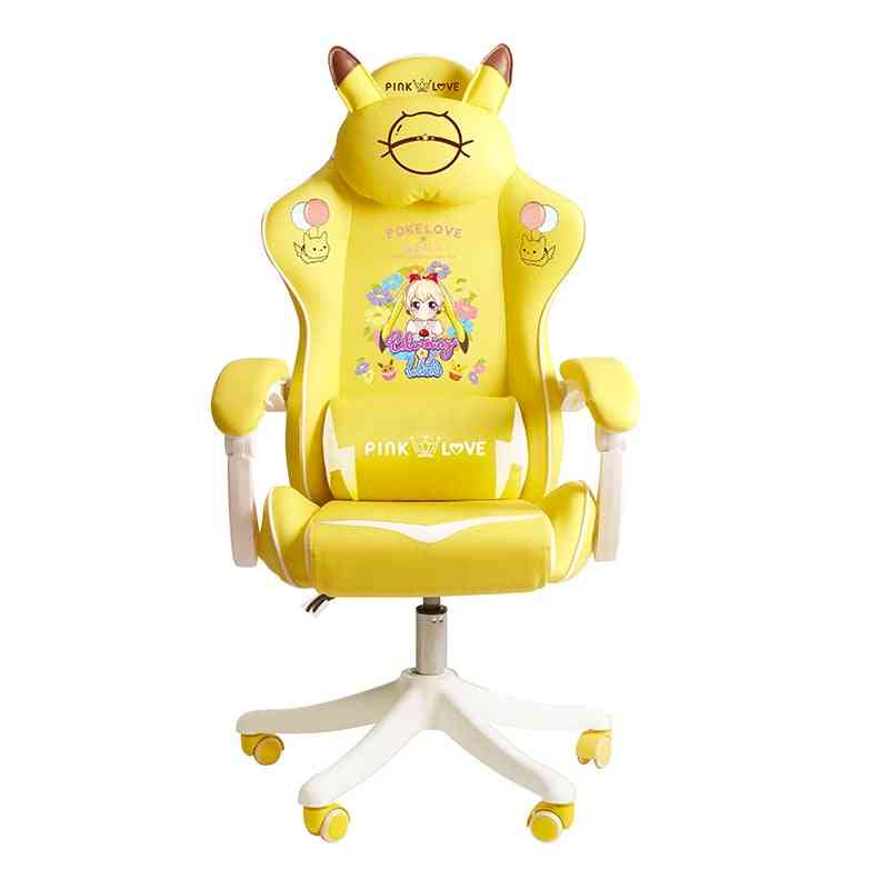 Office Chair Wcg Computer Gaming Chair Reclining Armchair