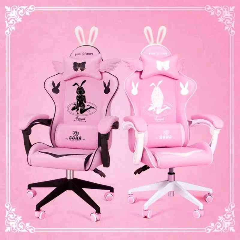 Home Liftable Chair Lol Internet Cafe Sports Racing Chair