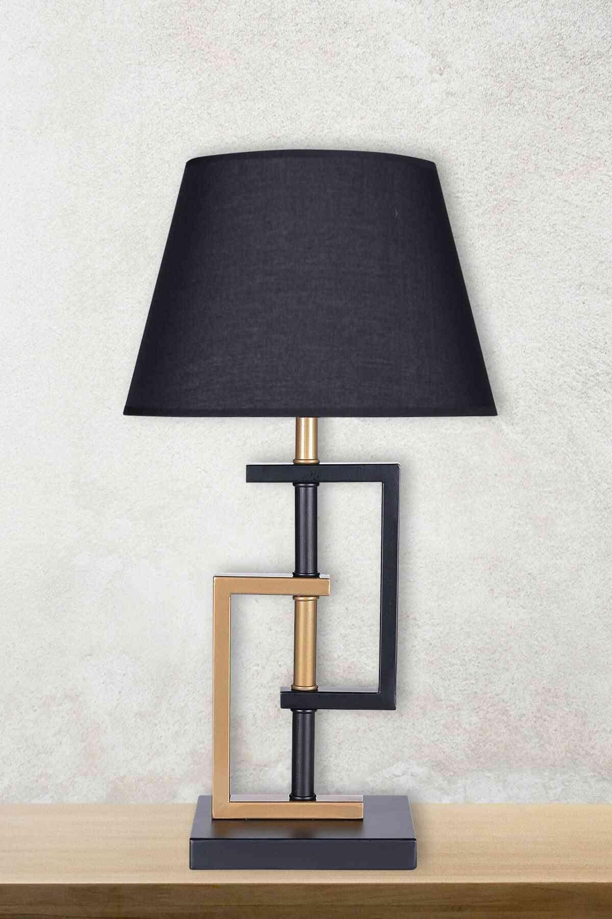 Tendan Lampshade Gold Black