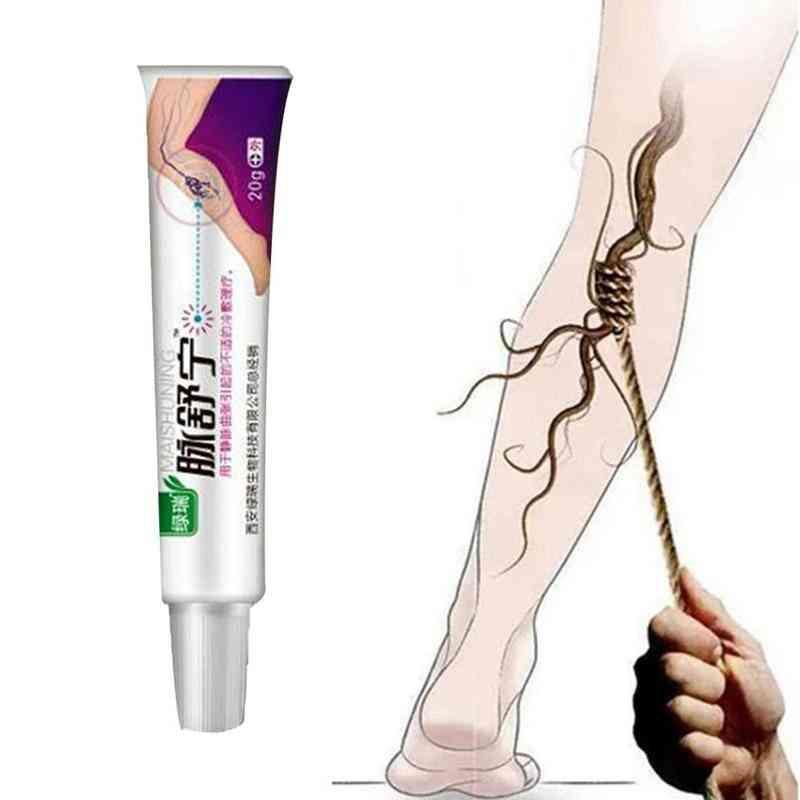 Varicose Veins Treatment Cream Natural Original Ointment Medical Plaster