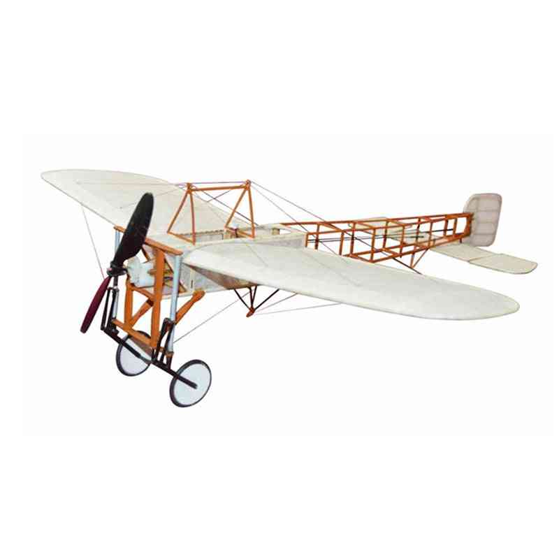 Wooden Rc Airplane, Aircraft, Fixed Wing Kit For's Diy Drone