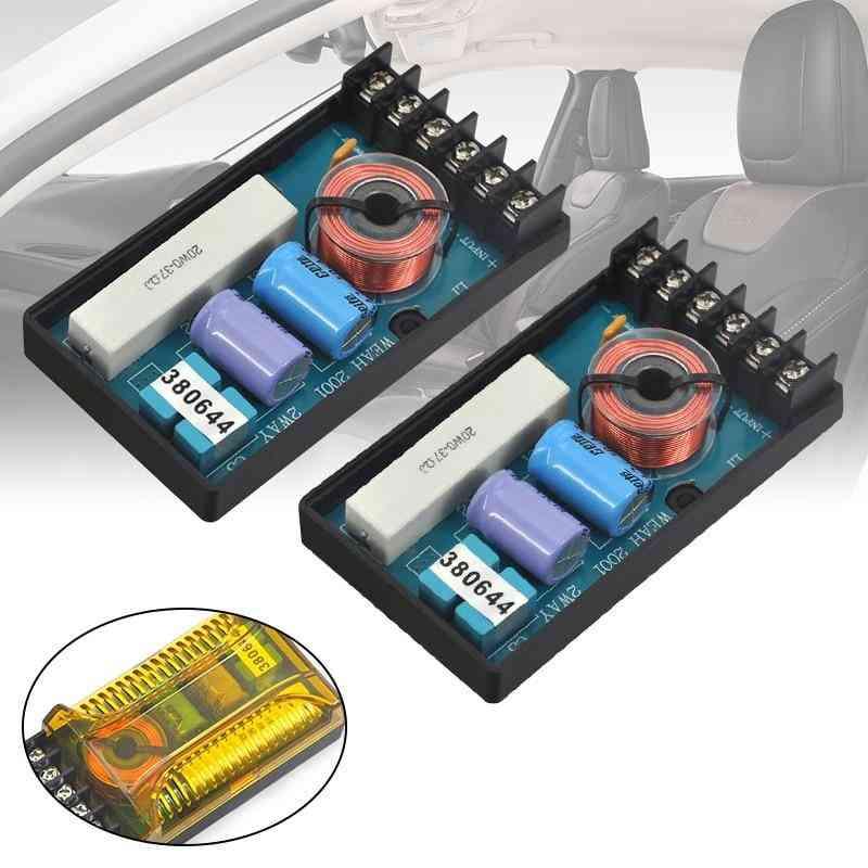 Speaker Frequency Divider