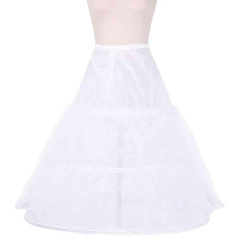 Multi-layer Ball Gown Wedding Dress Bustle Underskirt