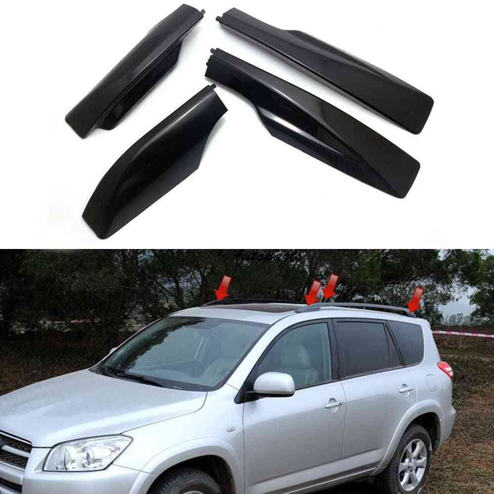 Roof Rack Cover Rail End Shell Protect