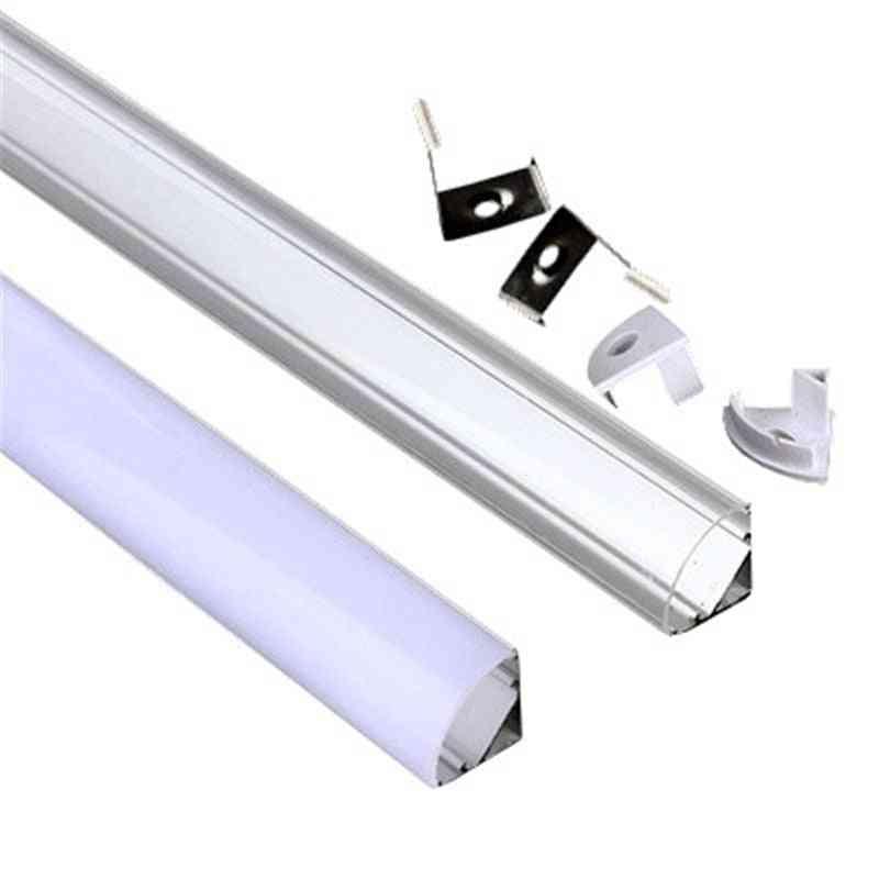 V Style Aluminum Profile Led For Cabinet Light