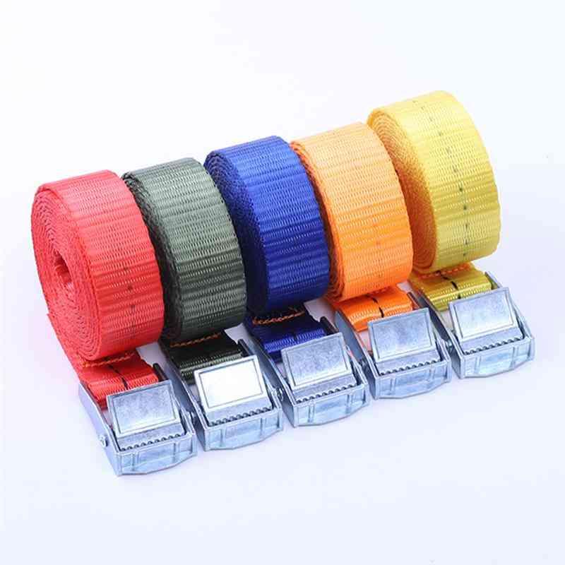 Cargo Roof Rack Belt With Buckle Tie-down Belt Cargo Straps