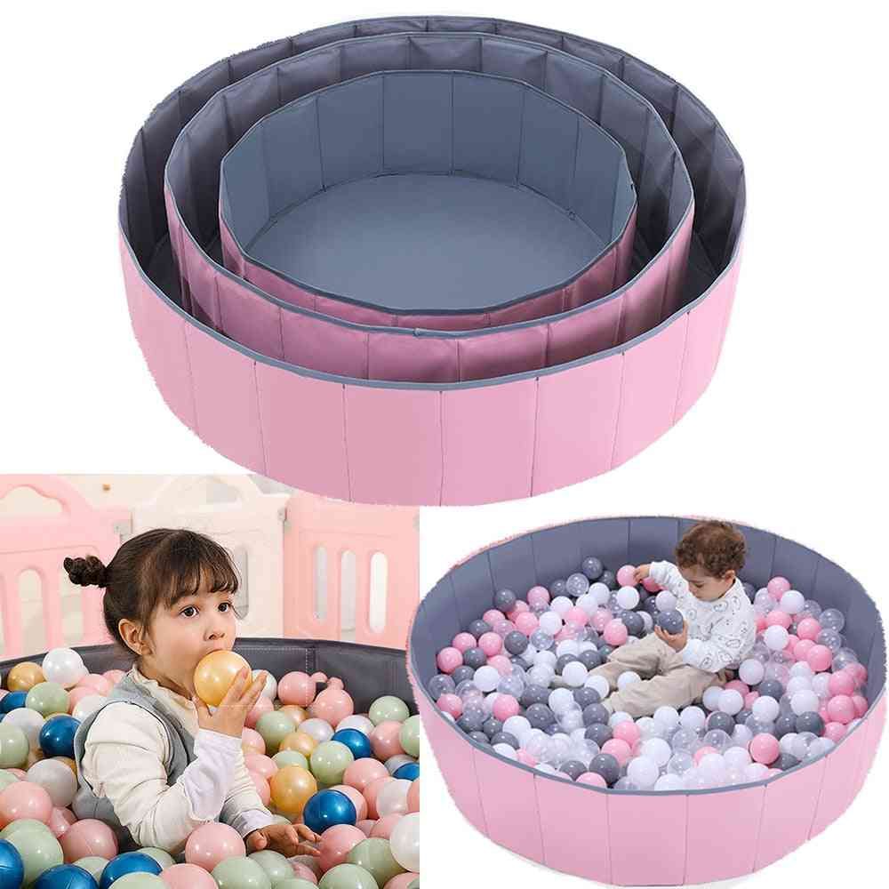 Baby Playpen Safety Barrier Pool Balls, Foldable, Infant Pit Ocean, Ball For, Birthday