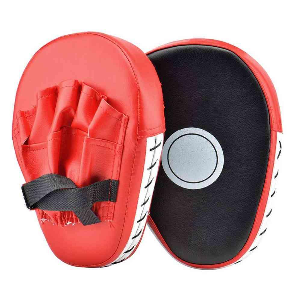 Boxing Gloves Equipment Pad, Punch, Target Bag, Mma Pu Karate, Fight Sanda Training, Adults Kid Kick Gauntlet